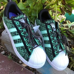 Adidas Green Sneakers NWT
